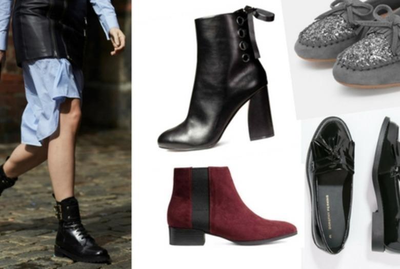 a13d25ea0ccca Najmodniejsze buty na jesień i zimę. Na te modele postaw w tym sezonie!