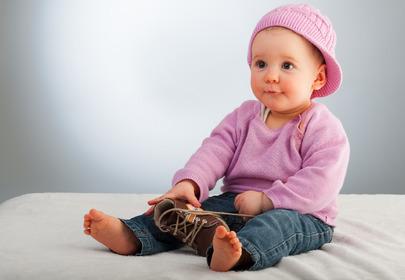 9 miesiąc życia dziecka