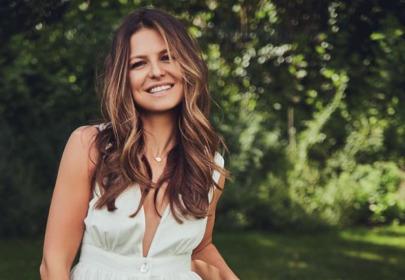 Anna Lewandowska krytykowana za jogging z Klarą