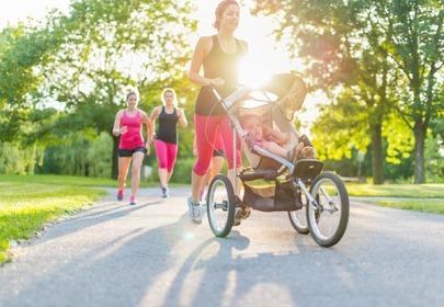 Trening z wózkiem