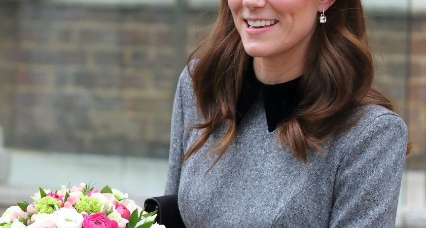 Księżna Kate, marzec 2019