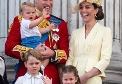 Książę William faworyzuje Louisa?