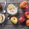 Ryż z jabłkami i cynamonem