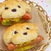 Kanapki ala hot dog dla dzieci - pomysł na śniadanie