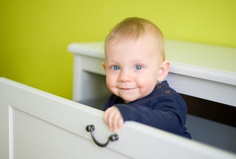 Przechowywanie w dziecięcym pokoju