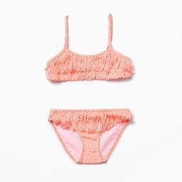 Dziewczęcy strój kąpielowy