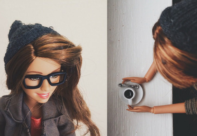 Hipsterska Barbie