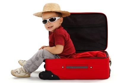 wakacje z dzieckiem co spakować