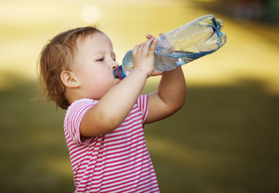 woda dla niemowląt