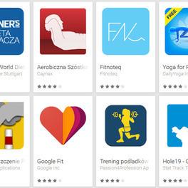 aplikacje fitness