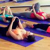 Ćwiczenia na talię: przyciąganie nóg