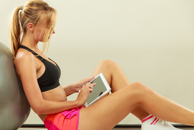 fit kobieta tablet