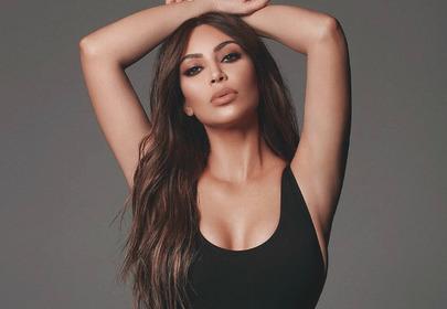Trening Kim Kardashian