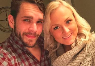 para która poznała się przez internet - Maria i Ben Landers