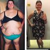 Ta dziewczyna schudła ok. 80 kg i pokazuje fałdy skóry, które pozostały