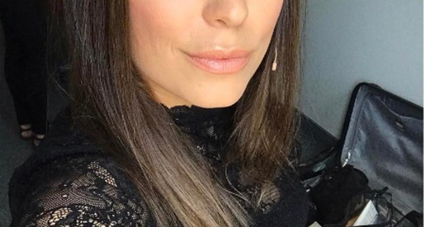 Anna Mucha Ma Siwe Włosy Wizazpl