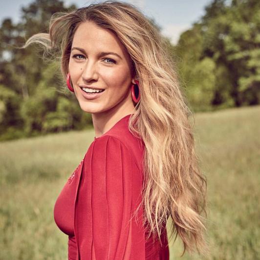 Blake Lively Obcięła Włosy Do Ramion Wizazpl