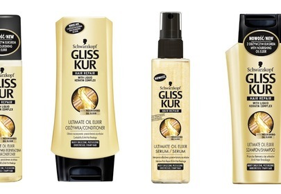 Gliss Kur Ultimate Oil