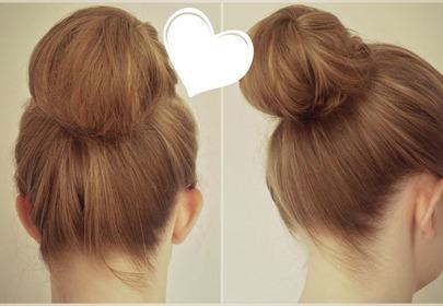 gumki sprężynki do włosów