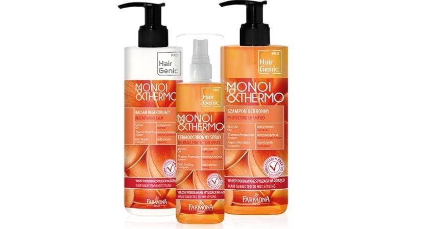 Hair Genic Monoi&Thermo