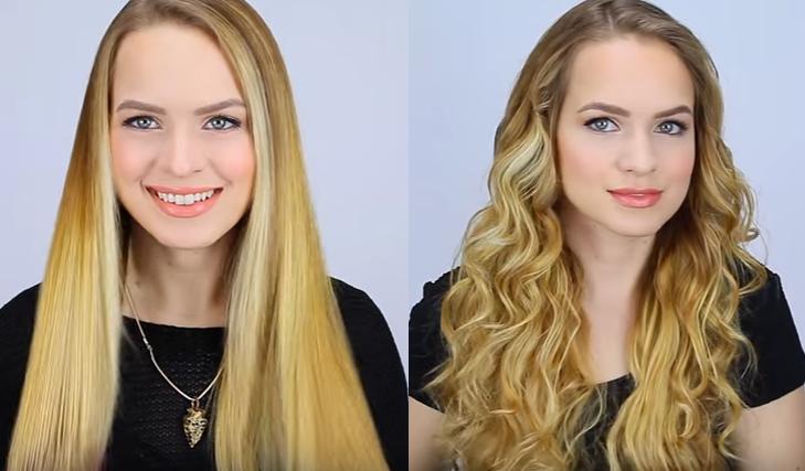 Jak Szybko Zakręcić Włosy Na Lokówkę Wizazpl