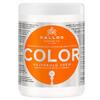 KJMN, Color, Maska z olejem z ziarna lnu i filtrem UV