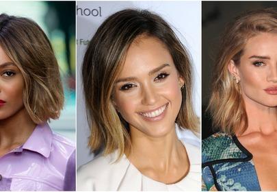 Lob – fryzura, którą pokochały gwiazdy i modelki