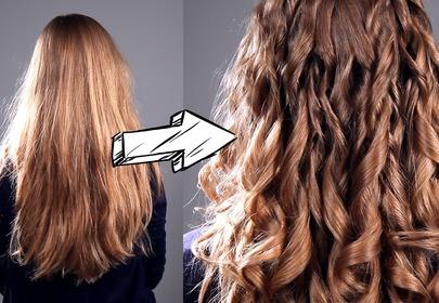 Loki: 3 różne efekty na 3 rodzajach włosów
