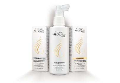 Kuracja Long4Lashes dla włosów