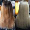 Metamorfozy włosów z odrostami