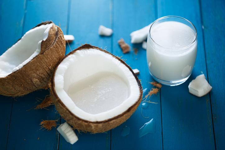 Mleczko Kokosowe Na Włosy Wizazpl