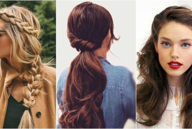 Najpiękniejsze Fryzury Dla Długich Włosów Wizazpl