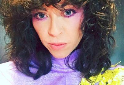 Natalia Kukulska - selfie