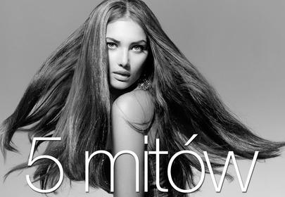 mity dotyczące włosów