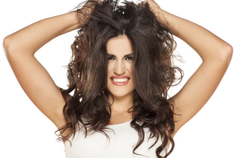Pokonaj puszenie włosów
