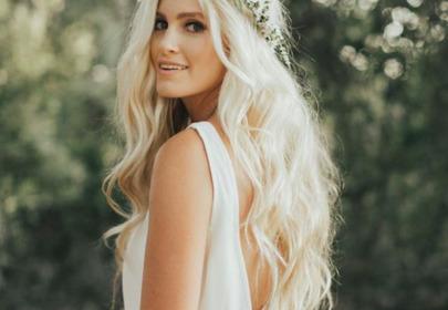 Fryzury ślubne dla długich włosów [POMYSŁY]