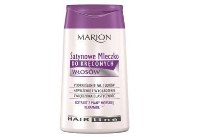 Satynowe mleczko Marion