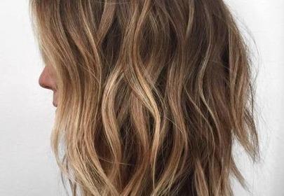 włosy sombre