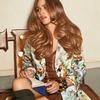 Długie, falowane włosy KMS California na wiosnę 2014
