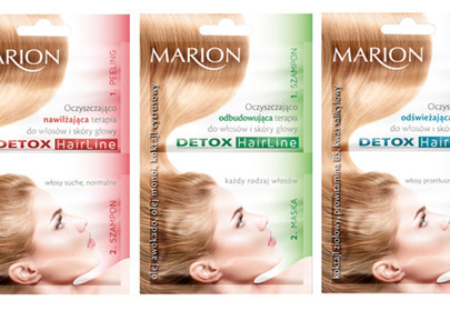 Terapie do włosów Marion