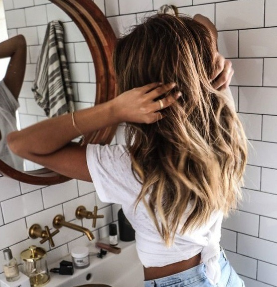 Trendy Włosowe 2019 Koloryzacja Color No Color Wizazpl