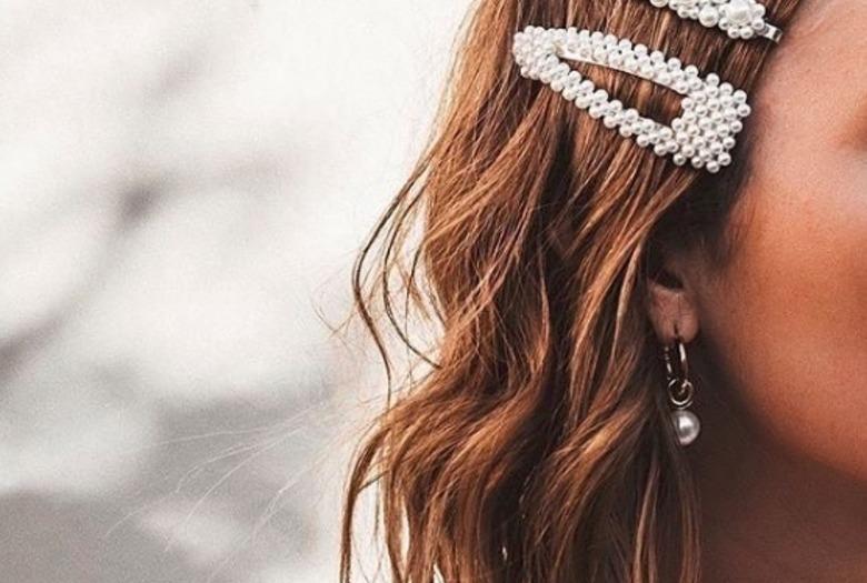 Trendy Włosowe 2019 Perłowe Spinki I Wsuwki Wizazpl