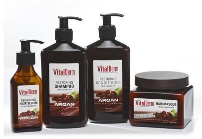 VitalDerm z olejem arganowym