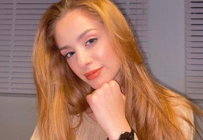 Wiktoria Gąsiewska zrezygnowała z naturalnego blondu