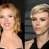 Twarz w kształcie serca: Scarlett Johansson