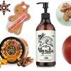 Kosmetyki i świece pachnące świętami