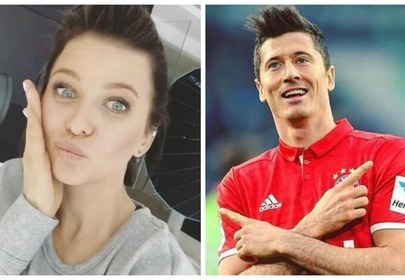 Anna i Robert Lewandowcy