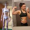 Fiona pokazała swoje zdjęcie, kiedy ważyła... 30 kilogramów!