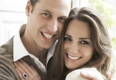 Zdjęcie z sesji zaręczynowej Williama i Kate