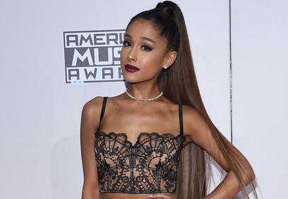 Ariana Grande Zepsuty Tatuaż Wizazpl